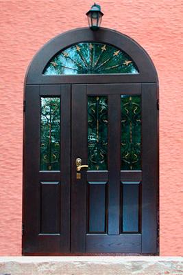 двери на заказ для дачи входные