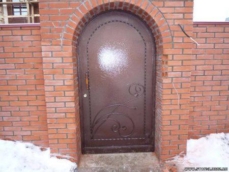 Дачная входная металлическая дверь - продажа и цены в Москве