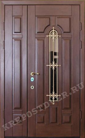 Входная дверь МДФ-243 — 1 фото