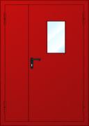 Противопожарная дверь №4