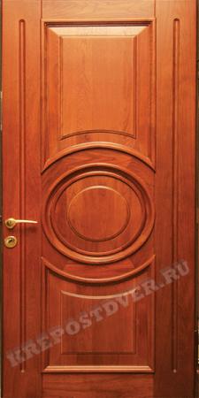 Входная Элитная дверь-91 — 1 фото
