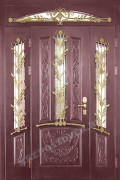 Входные двери элитные ясень