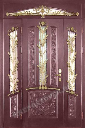 Входная Элитная дверь-92 — 1 фото