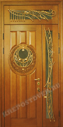 Входная Элитная дверь-93