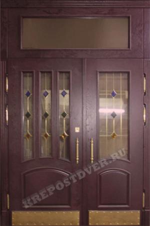Входная Элитная дверь-95 — 1 фото