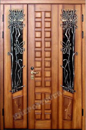 Входная Элитная дверь-100 — 1 фото