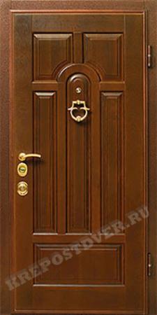 Входная Элитная дверь-105 — 1 фото