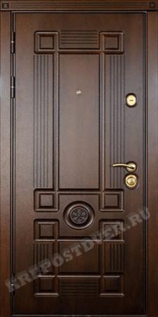 Входная Элитная дверь-108 — 1 фото