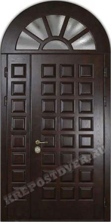 Входная Элитная дверь-110 — 1 фото