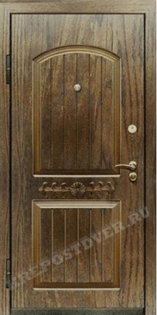 Входная Элитная дверь-117 — 1 фото