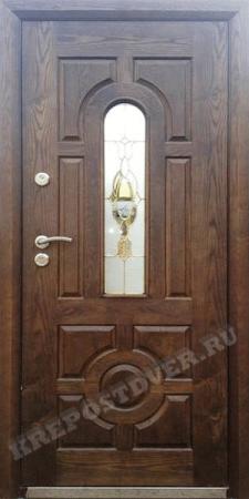 Входная Элитная дверь-119 — 1 фото
