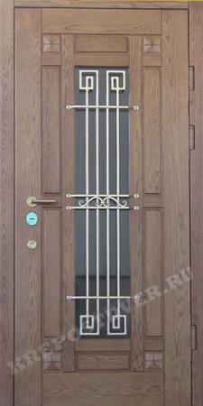Входная Элитная дверь-9 — 1 фото
