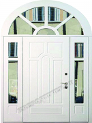 Входная Элитная дверь-123-Т