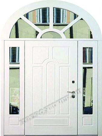 Входная Элитная дверь-123 — 1 фото