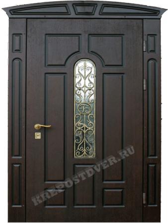 Входная Элитная дверь-126 — 1 фото