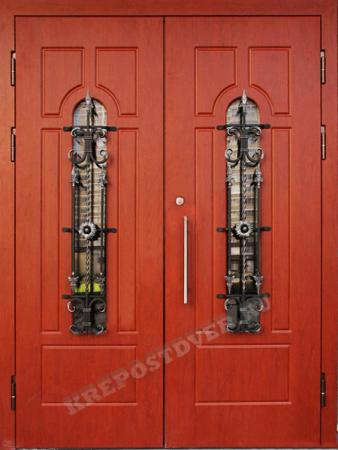 Входная Элитная дверь-128 — 1 фото