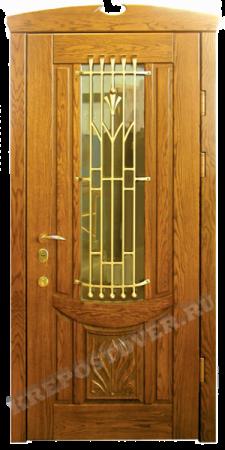 Входная Элитная дверь-10 — 1 фото
