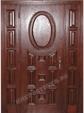 Входная Элитная дверь-133 — 1 фото