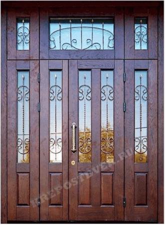 Входная Элитная дверь-134 — 1 фото