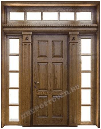 Входная Элитная дверь-136 — 1 фото
