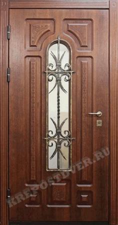 Входная Элитная дверь-137 — 1 фото