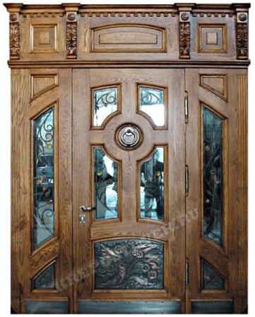 Входная Элитная дверь-138-Т — 1 фото