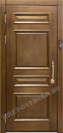 Входная Элитная дверь-140 — 1 фото