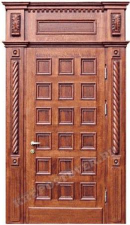 Входная Элитная дверь-141 — 1 фото