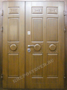 Входная Элитная дверь-142 из массива