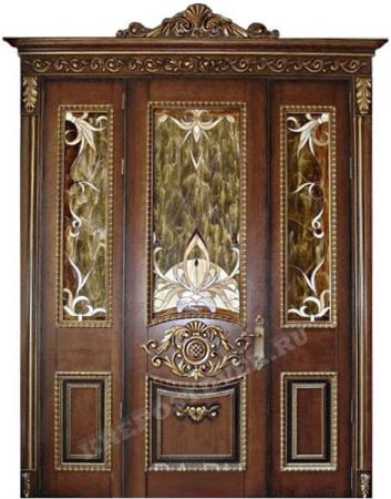 Входная Элитная дверь-143 — 1 фото