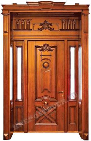 Входная Элитная дверь-144 — 1 фото