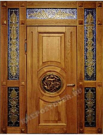 Входная Элитная дверь-145 — 1 фото