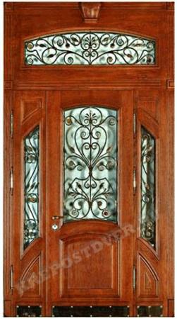 Входная Элитная дверь-146 — 1 фото