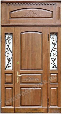 Входная Элитная дверь-147 — 1 фото