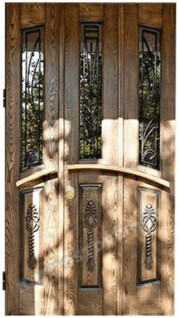 Входная Элитная дверь-148 — 1 фото