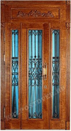 Входная Элитная дверь-149 — 1 фото