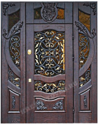 Входная Элитная дверь-152