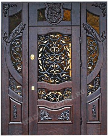 Входная Элитная дверь-152 — 1 фото