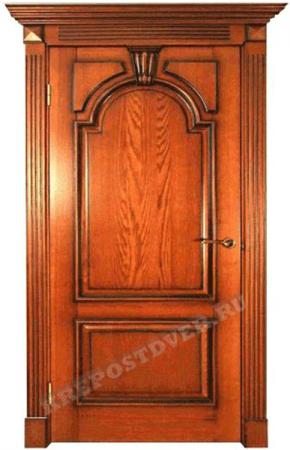 Входная Элитная дверь-153 — 1 фото
