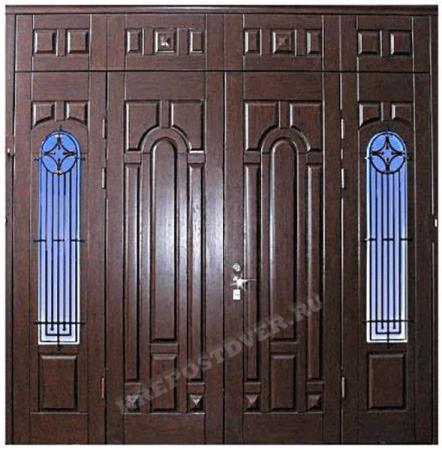 Входная Элитная дверь-155 — 1 фото