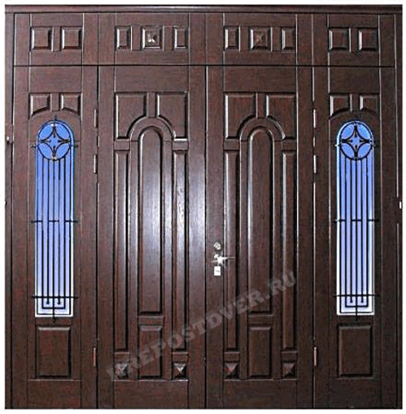 дверь элитная входная в офис
