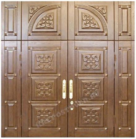 Входная Элитная дверь-156 — 1 фото