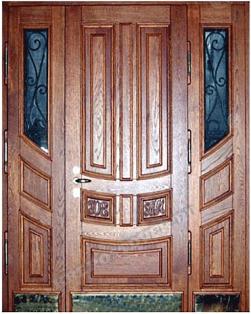 Входная Элитная дверь-157 — 1 фото