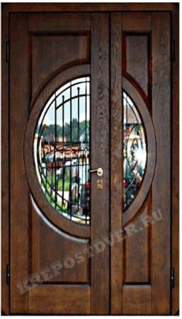 Входная Элитная дверь-158 — 1 фото