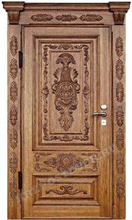 Входная Элитная дверь-164 — 1 фото