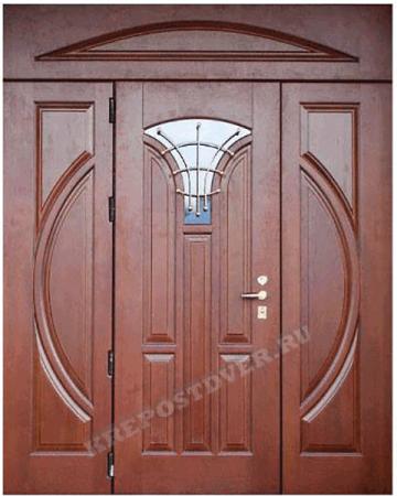 Входная Элитная дверь-165 — 1 фото