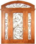 Входная Элитная дверь-168