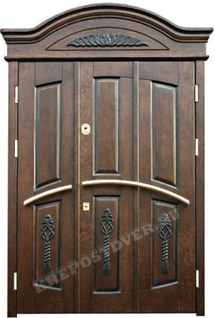 Входная Элитная дверь-169 — 1 фото