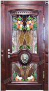 Входная Элитная дверь-177