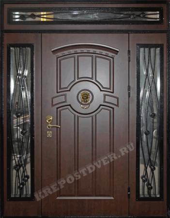 Входная Элитная дверь-178 — 1 фото